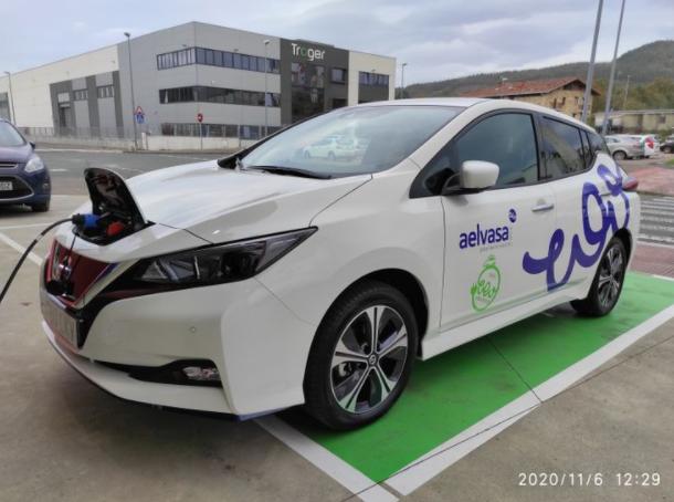Vehículos eléctricos AELVASA