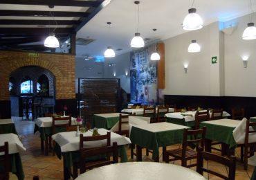 Iluminacion Led Induccion Restaurante Azpeitia