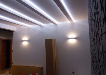 Iluminación Led vivienda Zarauz