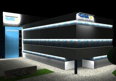 Proyecto fachada GKN Led