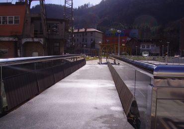 Puente Obenerreka Arrasate (led)