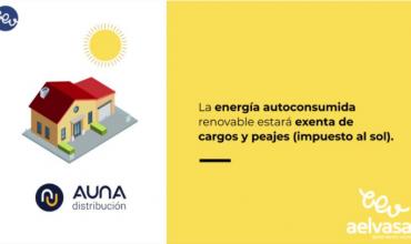 Renovables AELVASA – AUNA 2019